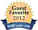 Guest Favorite Bed and Breakfast