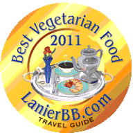 Best Vegetarian Food 2011