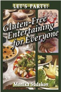 Gluten Free Entertaining for Everyone Cover
