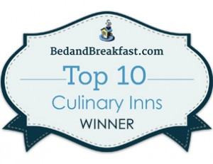 2013 Top 10 Culinary Award Winner