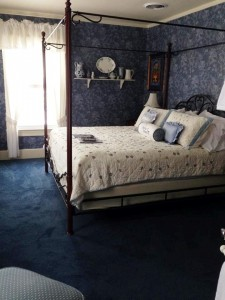 Innkeeper view of the Blue Room
