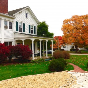 Chestnut Street Inn Fall